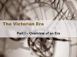 Victorian Era Newspaper Template The Victorian Era