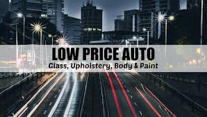 low auto glass glass and paint and upholstery in dallas tx