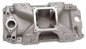Chevrolet Performance Parts - 88962218 - Single Plane Intake ...