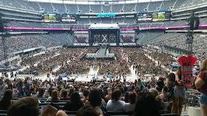 Metlife Stadium Seating Chart Concert Metlife Stadium Section 126 Concert Seating Rateyourseats Com