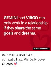 Rare Are Gemini And Virgo Compatible Are Gemini And Virgo