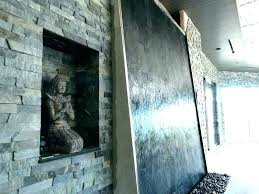 interior indoor water fountain ideas design feature wall image of large fountains best features