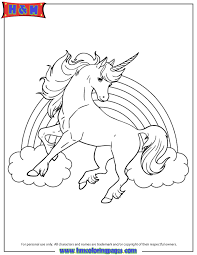 Small Picture Unicorn Coloring Pages GetColoringPagescom