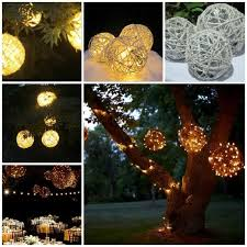 Decorative String Balls Inspiration DIY Pretty String Ball Decoration For Christmas