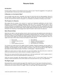 template resume examples for skills section skills section of resume examples