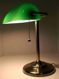 library desk lamp green green office lamp vintage bank table lamps retro brass bankers antique fine