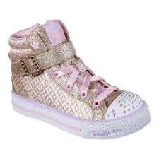 skechers twinkle toes high tops gold. girls\u0027 skechers twinkle toes shuffles charm high top gold/pink tops gold u
