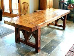 metal and wood farmhouse table farm table chairs round farmhouse dining table round farmhouse kitchen table