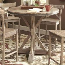 largo callista rustic casual round counter height pedestal table rustic square counter height dining table kitchen table
