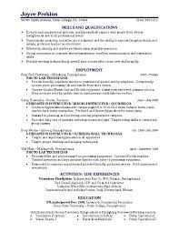 Resume Examples For Internships For Students Enchanting College Student Resume Skills Best Resume Collection