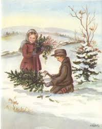 Image result for tasha tudor illustrations