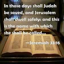 Image result for jerusalem will be saved
