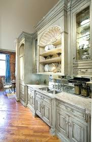 Chalk Painting Kitchen Cabinets Impressive Inspiration Ideas