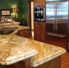 best granite ogee countertop edge for alluring kitchen decor