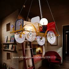 childrens pendant lighting. Hot Fantasy Iron Material Remote Control Childrens Novelty Lamps Kids Hanging Lights Fancy Cartoon Bubble Car Pendant Lighting I