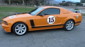 2007 Ford Mustang Saleen Parnelli Jones   F78   Los Angeles 2017