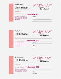 free blank gift certificate template new