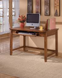 wood desks home office. H319-10 Traditional Wood Desk Table, Pull-out Computer Tray Desks Home Office