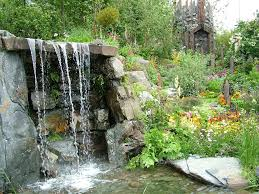 Small Picture Garden Waterfalls Home Design Ideas and Inspiration