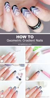 Best 25+ Gradient nails tutorial ideas on Pinterest | Sponge nails ...