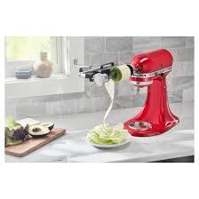 kitchenaid vegetable sheet cutter. kitchenaid® vegetable sheet cutter attachment kitchenaid