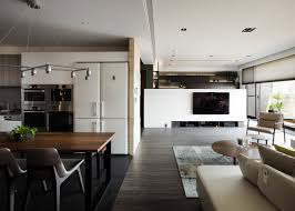 asian interior design trends in two modern homes with floor plans photo