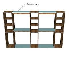 system build closet organizer ana white master closet system diy projects systembuild closet organizer starter kit