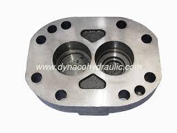 similiar p75 hydraulic pump keywords parker commercial p75 76 gear pump motor port end cover p e c