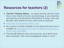 Powerpoint Resources for Teachers – sajtovi.us