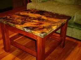 granite coffee table. Adorable Granite Top Coffee Table With Fancy Facil T