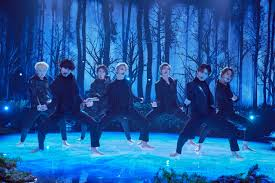 BTS delivers barefoot performance of ...