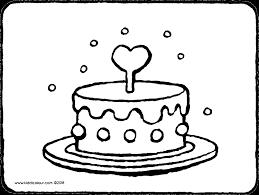 Koken En Bakken Kleurprenten Pagina 2 Van 5 Kiddicolour