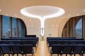 Church Interior Design Gallery Of Rocco Designs Skyscraper Church In Hong Kong 4