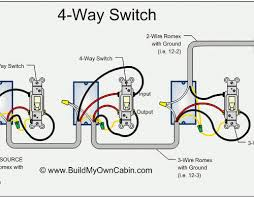 gorgeous light switch wiring diagram multiple lights also With A 3 Way Switch Wiring Multiple Lights likeable 3 way and 4 way switch wiring for residential lighting in addition to residential light 3 way switch wiring with multiple lights diagram
