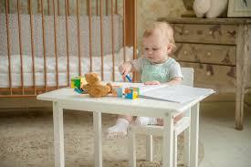 <b>Комплект детской мебели Polini</b> Simple 105 S, белый <b>Polini</b>-kids