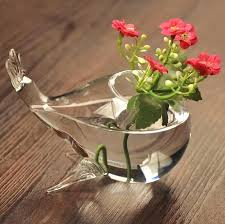 flower vase decoration glass vases whole wedding glass vases fish shape flower vases home decoration flower