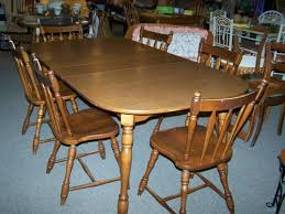 used dining chairs dining set with 6 maple chairs and 2 leaves dining set modern design
