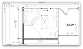 Fine Master Bathroom Floor Plans Corner Tub Houzz Inside Models Ideas