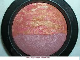 mac mineralize blush duo hot planet grand duos coll