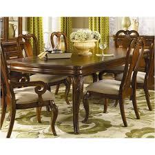 9180 222 legacy classic furniture evolution rectangular leg table