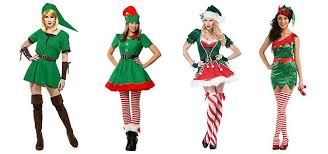 20 elf costumes for kids s women