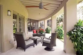 contemporary rustic modern furniture outdoor. Modern Outdoor Fans. Patio Design Completed With Ceiling Fans Using Tropical Touch And Traditional Contemporary Rustic Furniture B