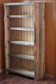 Reclaimed Wood Projects Best 25 Reclaimed Wood Bookcase Ideas On Pinterest Bookshelf