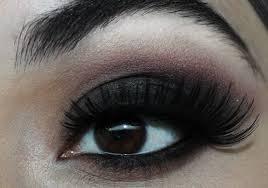 natural eye makeup for black eyes