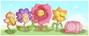 Flower Fields Paper Mario Which Flower From Flower Fields Is Your Favorite Paper