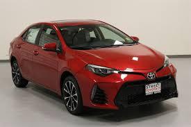 New 2018 Toyota Corolla For Sale in Amarillo, TX   #18621