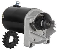 amazon com starter motor briggs & stratton 14 16 18 hp starter briggs and stratton ignition wiring at 18 Hp Briggs And Stratton Opposing Cylindes Wiring Diagram