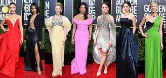 See all the best dresses and looks from the golden globes red carpet, including stunning gowns and memorable outfits worn by our. Golden Globes 2020 The Best Of The Red Carpet