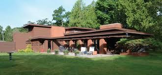 Still Bend, Bernard and Fern Schwartz House - Frank Lloyd Wright Building  Conservancy