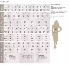 Ladies Clothes Conversion Chart Is There A Size Chart For Mens Clothing To Womens Clothing
